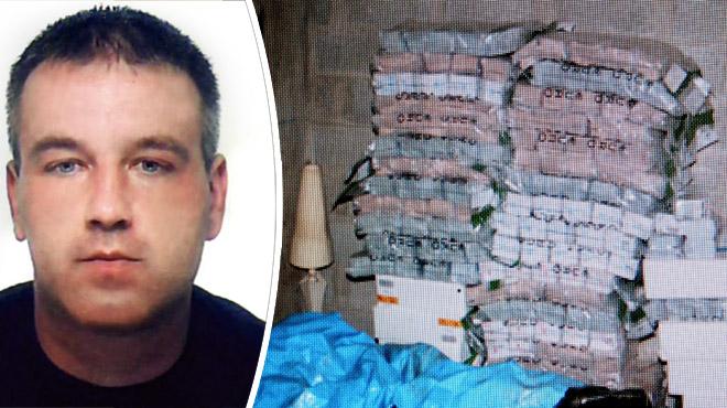 Toni Musulin, l'ex-convoyeur de fonds, arrêté à Londres avec une grosse somme d'argent