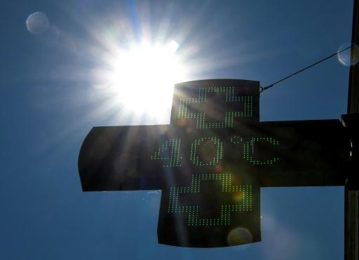 Pic de consommation estivale d'électricité en France