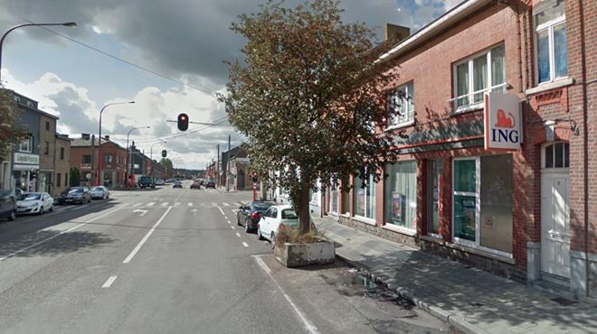 Attaque à l'explosif à Châtelineau: la police recherche les témoins de la rue de Taillis Pré