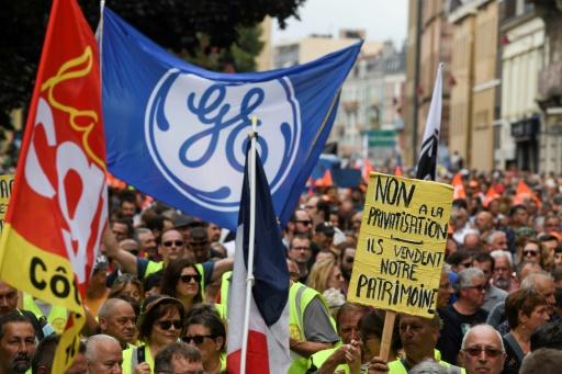 Suspension du plan social à GE Belfort: délibéré le 2 juillet