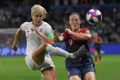 Mondial-2019: les Anglaises en demie, comme une évidence