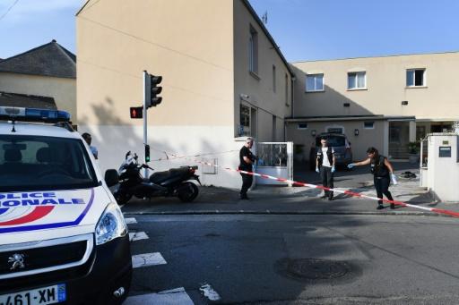 Tirs devant la mosquée de Brest: pas un