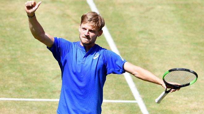 Wimbledon: Ruben Bemelmans intègre le tableau final - Édition digitale de Mons