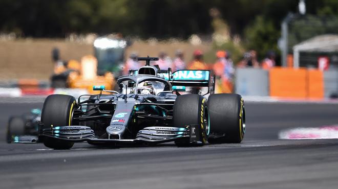 F1: Lewis Hamilton premier leader en Autriche