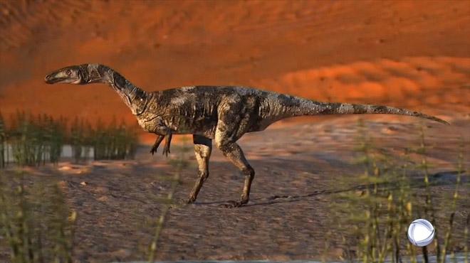 Bipède, carnivore et griffe unique: voici la nouvelle espèce de dinosaure découverte au Brésil
