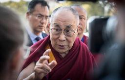 Pour le dalaï lama, Trump manque de