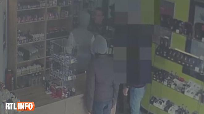 Les suites d'une histoire surréaliste à Montignies-sur-Sambre: un braqueur piégé par un commerçant connaît sa peine (vidéo)