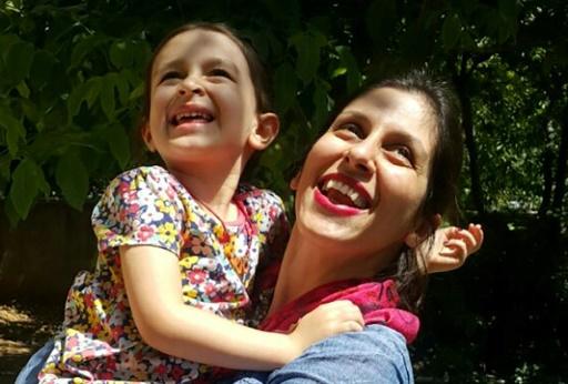 Une mère irano-britannique emprisonnée en Iran met fin à une grève de la faim