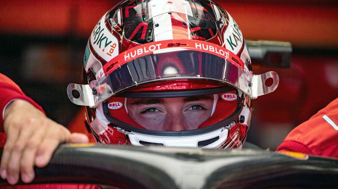 GP d'Autriche: Charles Leclerc s'offre la 2e pole de sa carrière
