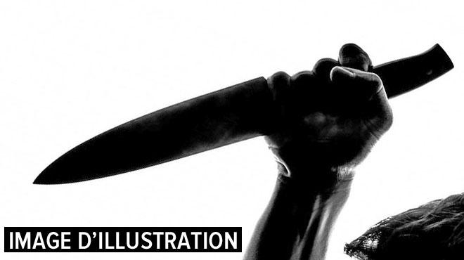Un Amaytois s'emporte contre un autre conducteur et le poursuit avec un couteau de boucher: voici son explication