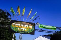 La chaleur n'aura pas eu raison des festivaliers de Couleur Café