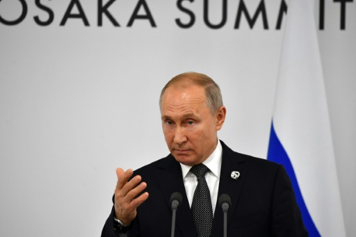 Pétrole: Poutine s'entend avec les Saoudiens pour prolonger la baisse de production