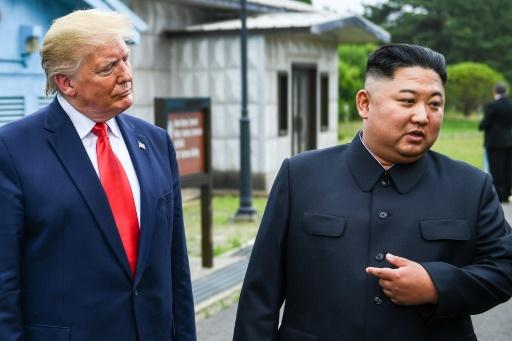 Kim-Trump: des insultes aux premiers pas historiques
