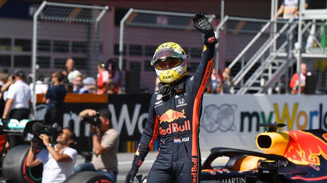 F1: Verstappen s'offre la victoire au GP d'Autriche dans un final haletant avec Charles Leclerc