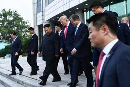 Tensions avec la Corée du Nord - La rencontre Kim-Trump était