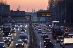 Les véhicules les plus polluants interdits à Paris et alentour