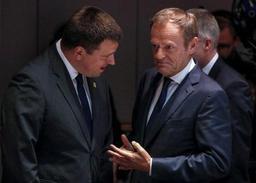 Hautes fonctions européennes - Donald Tusk entame un deuxième tour de consultations