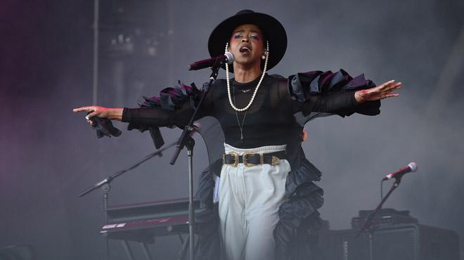 Lauryn Hill huée à Couleur Café: elle a fait poireauter le public pendant une heure