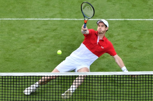 Andy Murray jouera avec Serena Williams en double mixte — Wimbledon