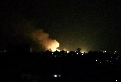 Syrie: 15 morts, dont six des civils, durant des frappes israéliennes