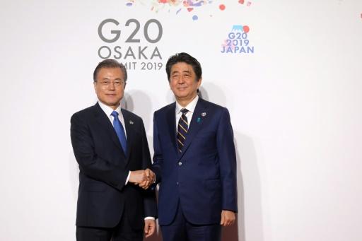 Le différend Japon-Corée du Sud sur l'histoire rejaillit sur l'économie