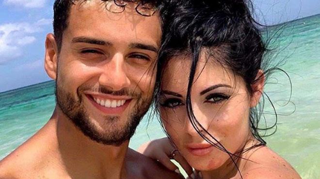 Ils ne se quittent plus: Molie et Enzo de l'Île de la tentation en vacances au Mexique (photos)