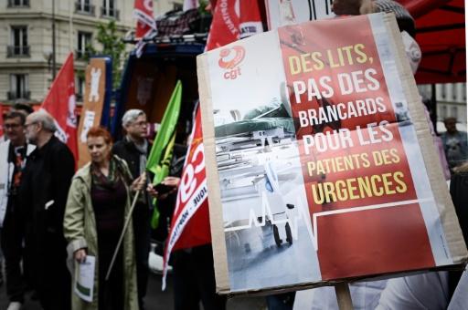 Urgences: nouvelle manifestation mardi, les grévistes reconnaissent