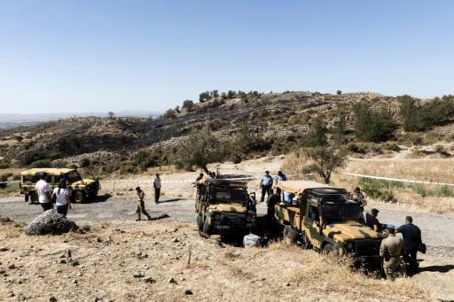 Explosion à Chypre-Nord d'un probable missile russe tiré depuis la Syrie
