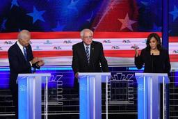 Présidentielle 2020 aux Etats-Unis - Joe Biden chute dans les sondages après le premier débat démocrate