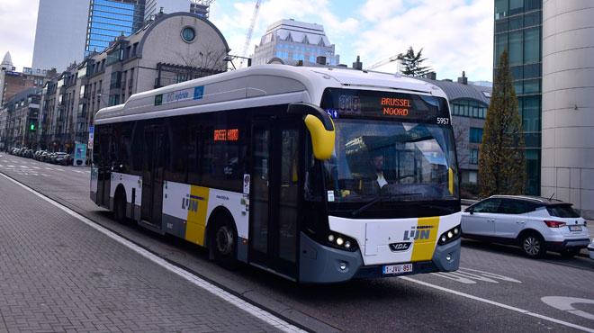 Grève spontanée chez De Lijn: la circulation des bus est perturbée en périphérie bruxelloise