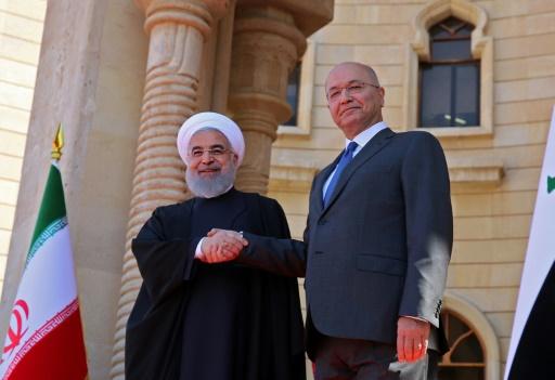 Comme les Européens, l'Irak a un système pour contourner les sanctions contre l'Iran