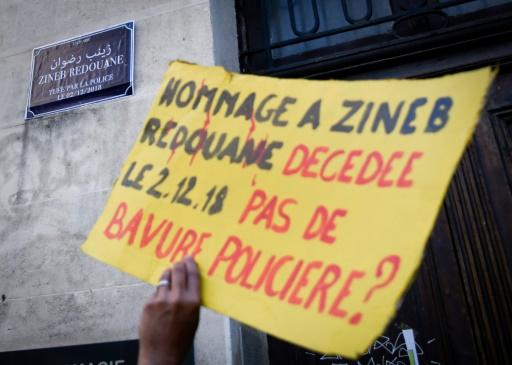 Mort d'une octogénaire en marge d'une manifestation à Marseille: les CRS assurent ne pas savoir qui a tiré