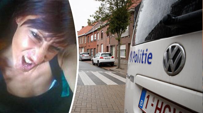Céline tuée de 27 coups de couteau par son voisin Adrien à Mons:
