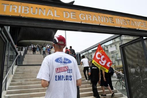 Ford Blanquefort: Poutou et la CGT ne désarment pas malgré un revers en justice