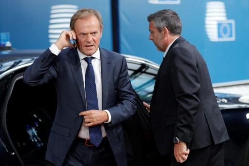 Accord au sommet de l'UE sur les nominations clés