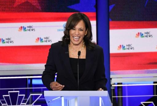 Joe Biden menacé par Kamala Harris dans la course démocrate à la Maison Blanche