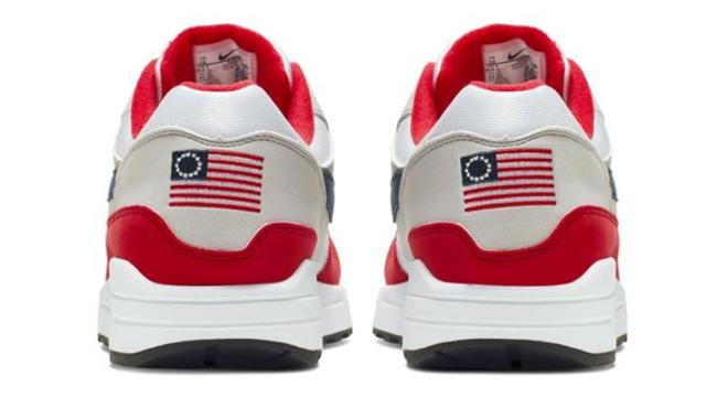 Nike retire un modèle de chaussures à connotation raciste