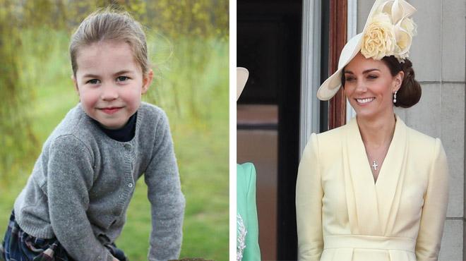 Kate Middleton va vivre un moment émouvant ce mercredi: c'est un grand jour pour la princesse Charlotte!