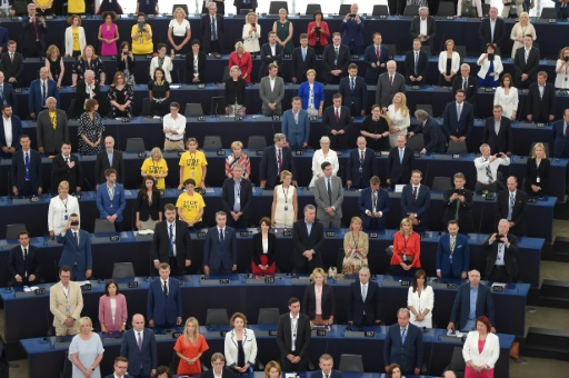 Parlement européen: davantage de femmes et beaucoup de nouvelles têtes