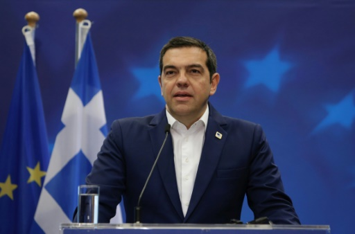 Grèce: l'héritage d'Alexis Tsipras en quatre ans de mandat