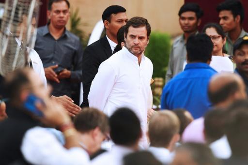 Inde : Rahul Gandhi, l'héritier broyé