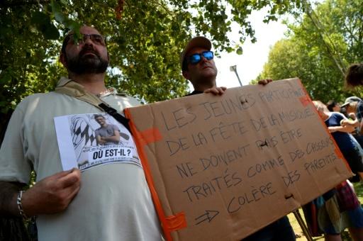 Jeune homme disparu à Nantes: une plainte collective déposée par des associations