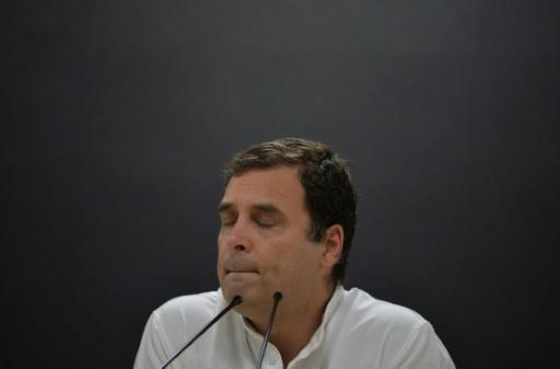 Inde : Rahul Gandhi rend les rênes du Congrès