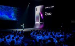 Samsung aurait terminé la refonte de son smartphone pliable Galaxy Fold