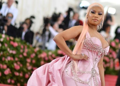 La rappeuse Nicki Minaj va se produire en Arabie saoudite