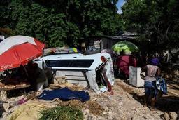 Haïti: au moins cinq morts après de graves intempérie