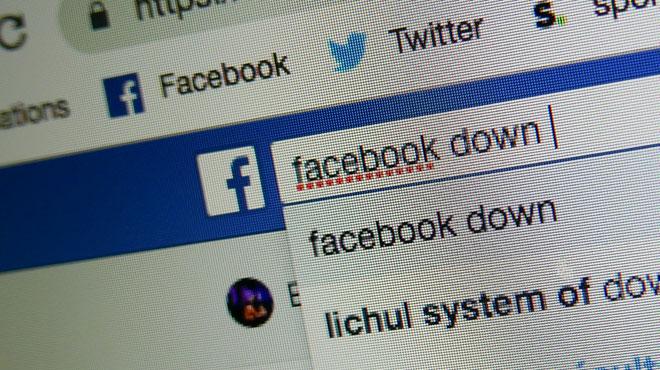 Facebook annonce un retour à la normale, après une ÉNORME panne