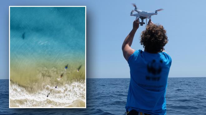 Comment un père de famille a sauvé la vie in extremis de ses enfants grâce à son drone