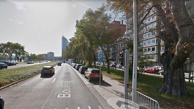 Liège: vols en augmentation dans les voitures sur le boulevard Frère-Orban