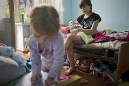 Est de l'Ukraine: un demi-million d'enfants risquent d'être privés d'eau potable